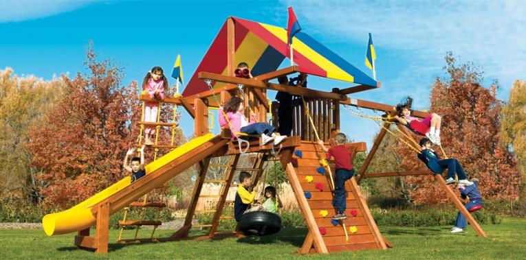 Детская игровая площадка 22А