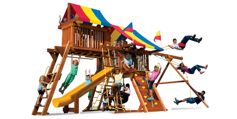 Детская игровая площадка 22C