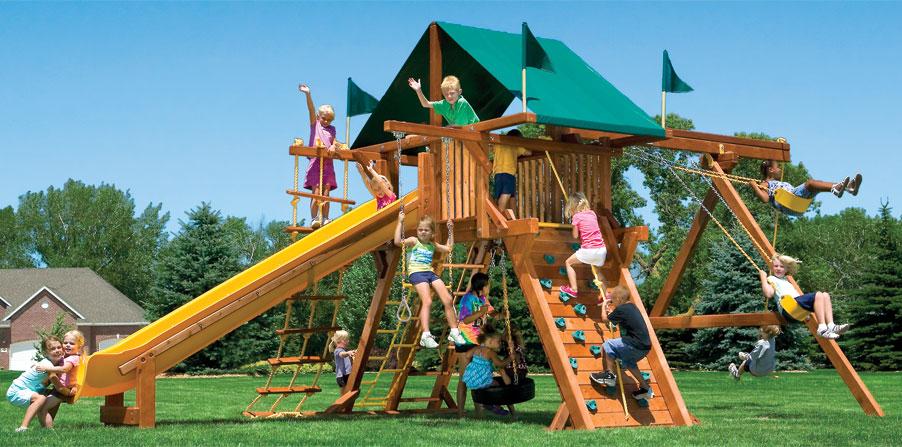 Детская игровая площадка 26A