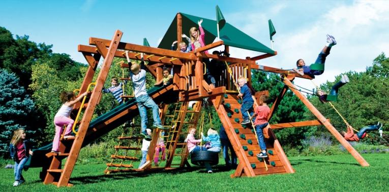 Детская игровая площадка 26B