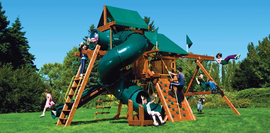 Детская игровая площадка 26C