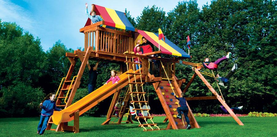 Детская игровая площадка 26E