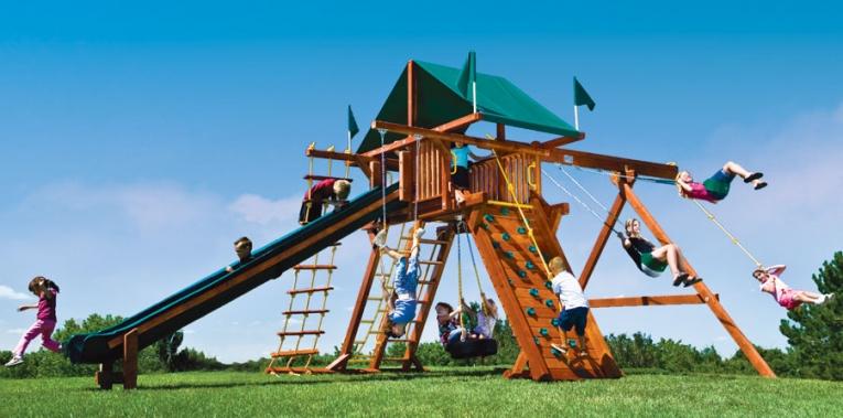 Детская игровая площадка 28А