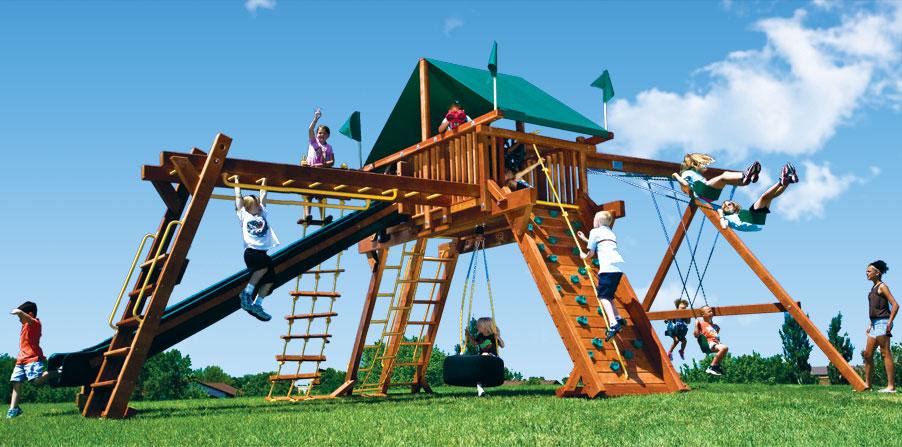 Детская игровая площадка 28B