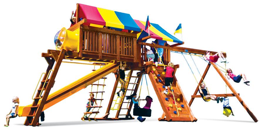Детская игровая площадка 28C