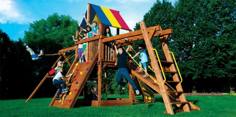 Детская игровая площадка 30B