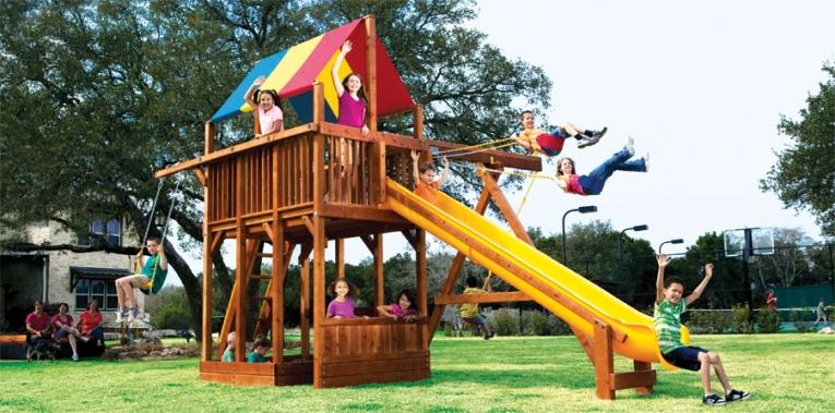 Детская игровая площадка 34A