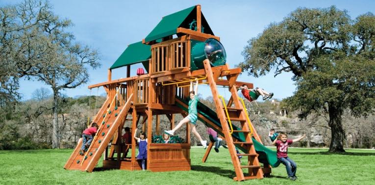 Детская игровая площадка 34C