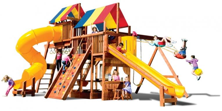 Детская игровая площадка 34D