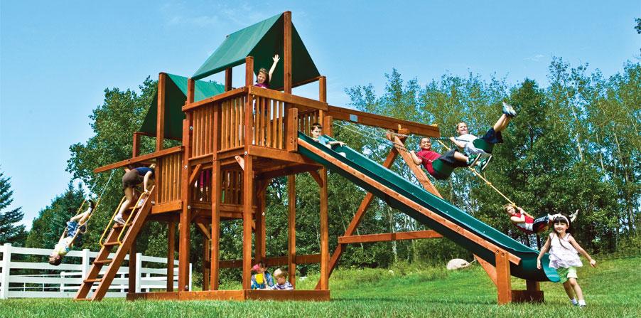Детская игровая площадка 36A