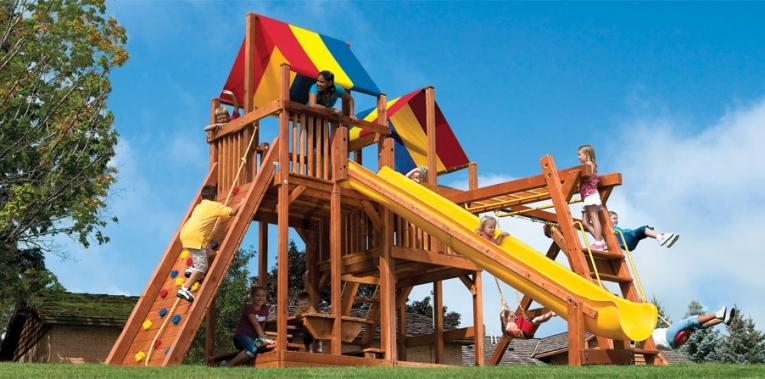 Детская игровая площадка 36B