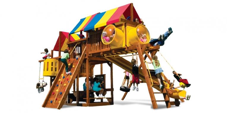 Детская игровая площадка 36C