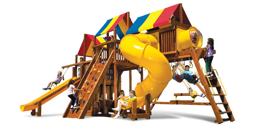 Детская игровая площадка 36D
