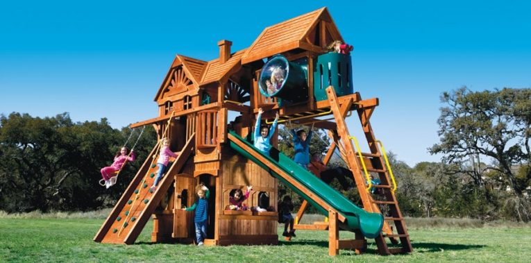Детская игровая площадка 49D