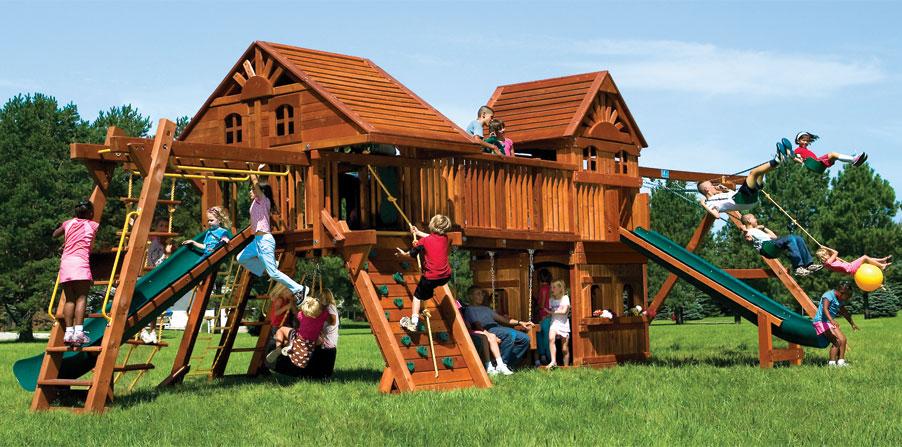 Детская игровая площадка 51B