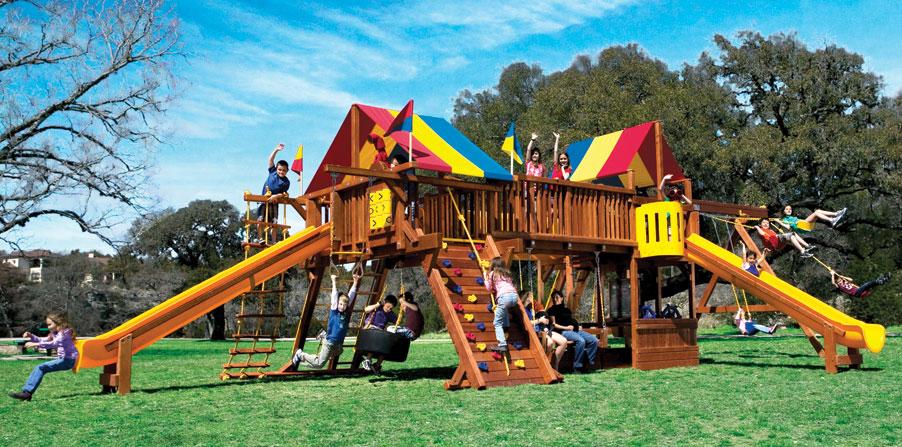Детская игровая площадка 51C