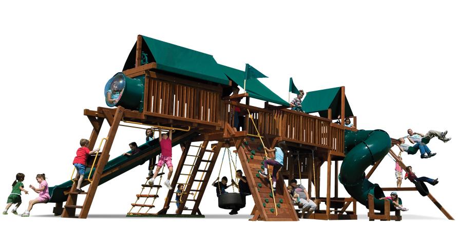 Детская игровая площадка 51D