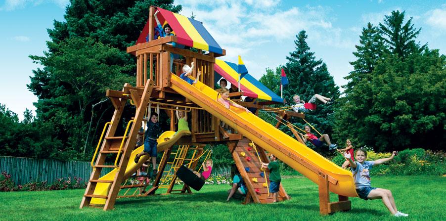 Детская игровая площадка 53A