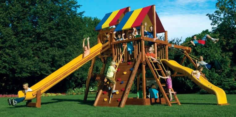 Детская игровая площадка 53B