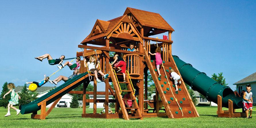 Детская игровая площадка 53C