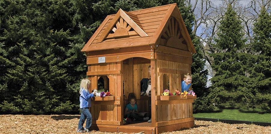 Игровой домик (вариант 1)