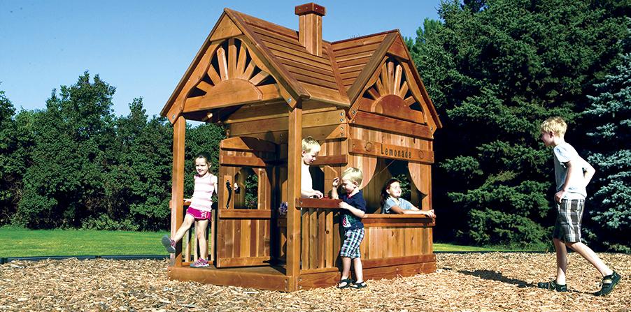 Игровой домик (вариант 2)