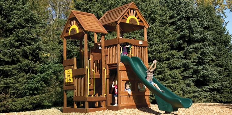 Детская игровая площадка D6B