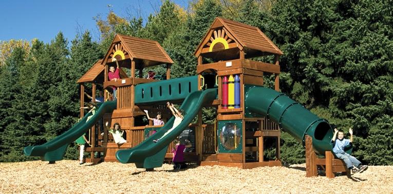 Детская игровая площадка D7B