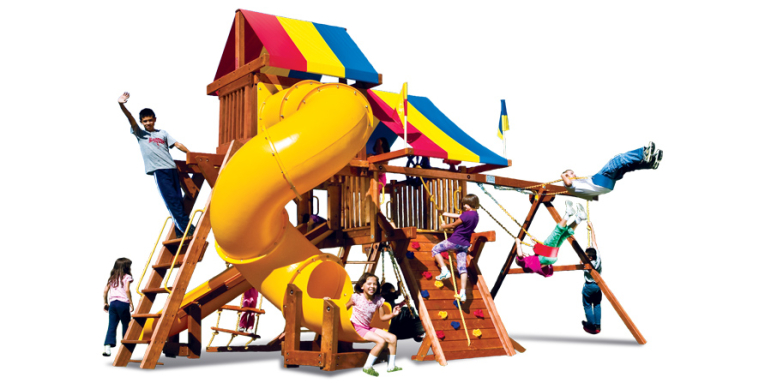 Детская игровая площадка 22D