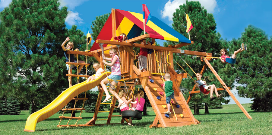 Детская игровая площадка 23