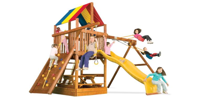 Детская игровая площадка 31