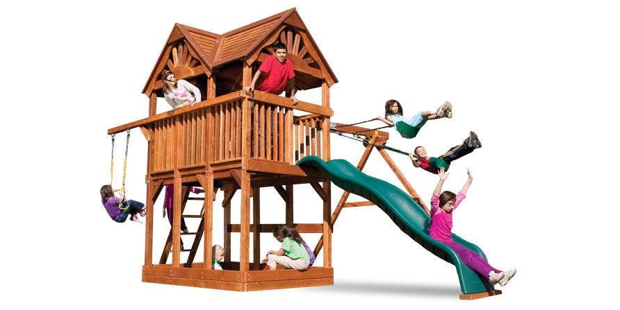 Детская игровая площадка 42A