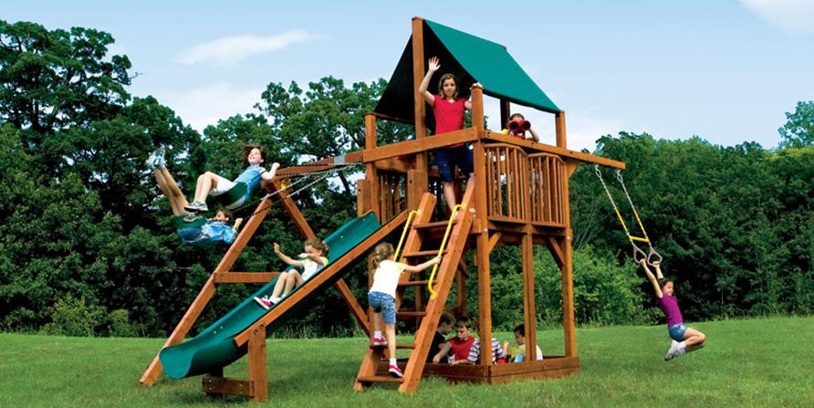 Детская игровая площадка 49A
