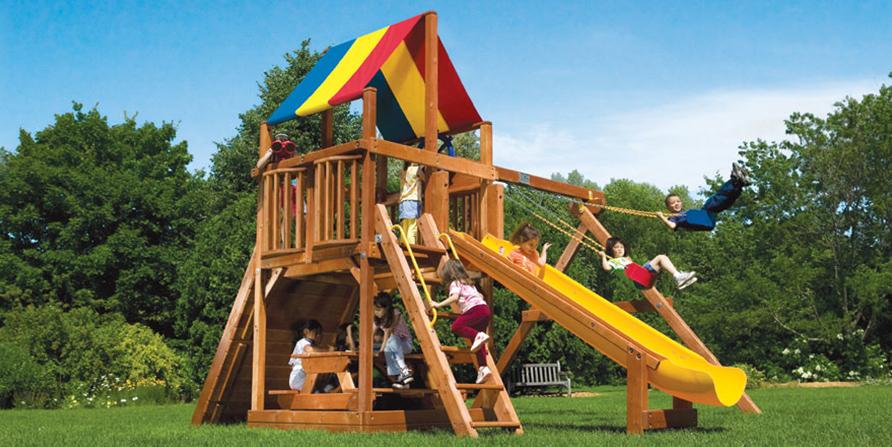 Детская игровая площадка 49B