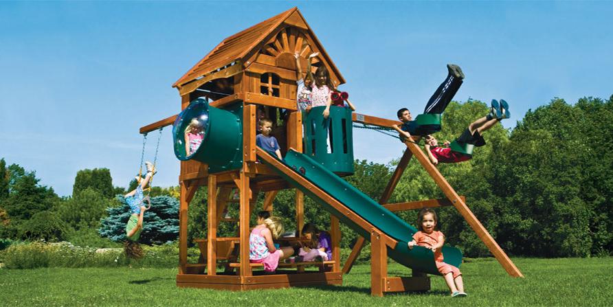 Детская игровая площадка 49E