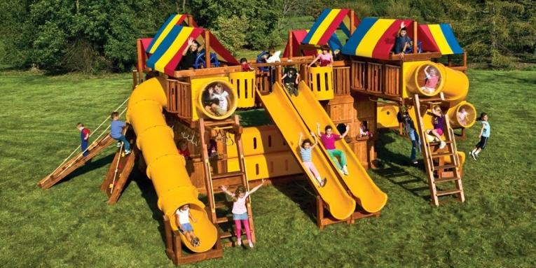 Детская площадка 55С