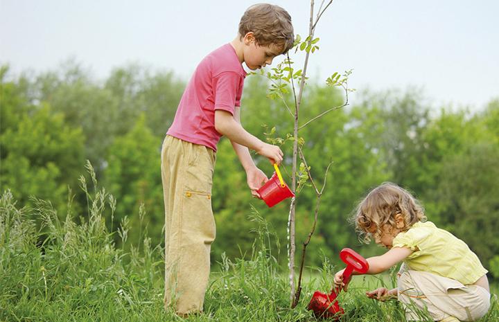Защита природы для детей