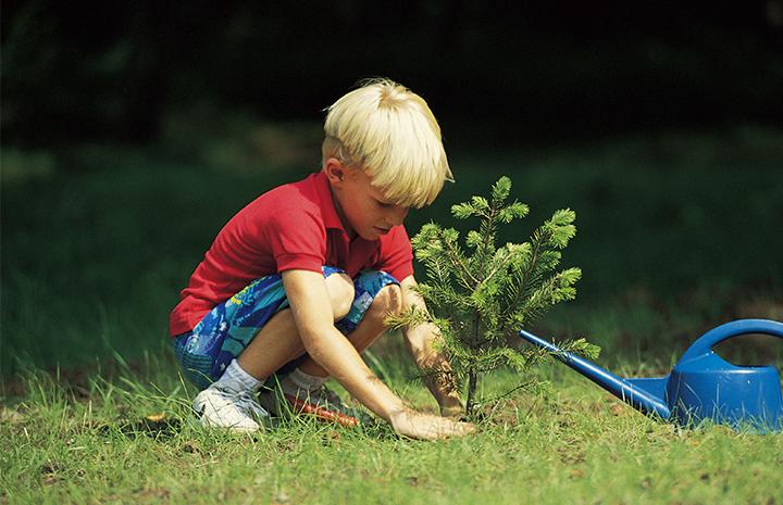 Природа для будущего поколения