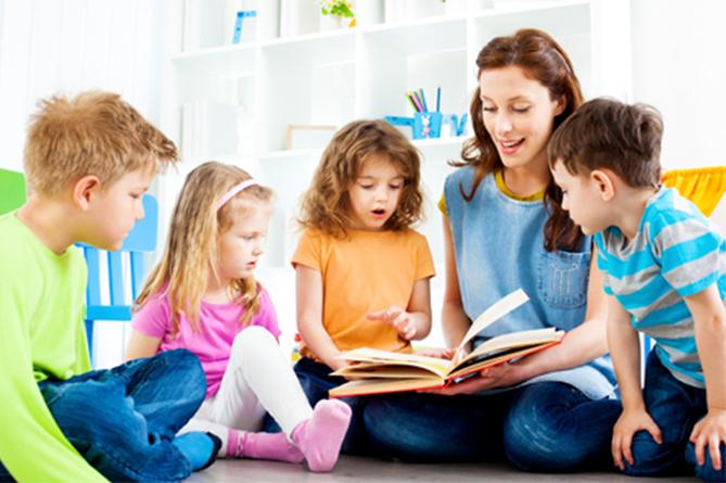 В детском саду заклядываются основы для жизни ребенка в обществе