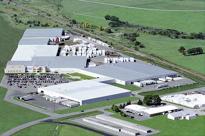 Фабрика Rainbow огромна!