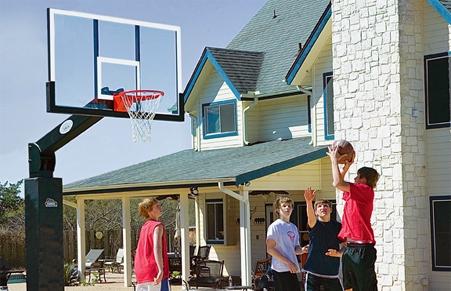 Купить баскетбольную стойку в Минске