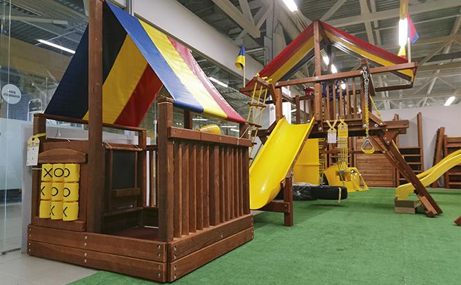 Площадки для детей